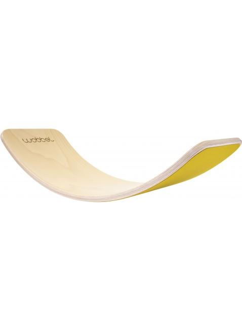 Balance-Board Wobbel Original Natur - Mustard kaufen - Kleine Fabriek