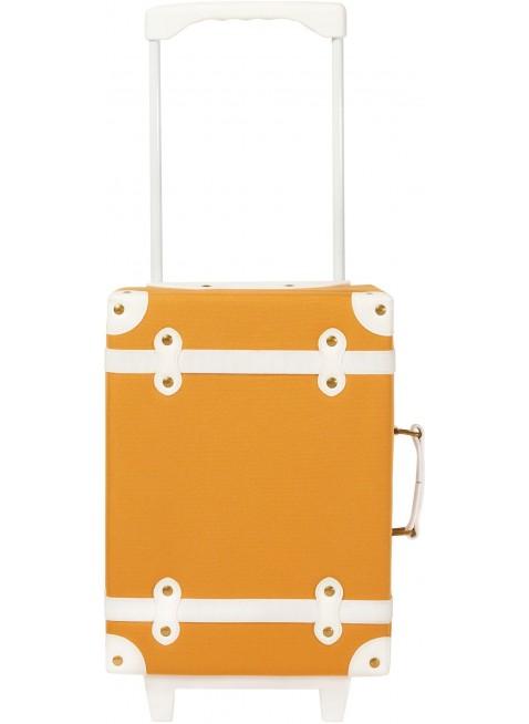 Olli Ella Kinder-Koffer im gelben Vintage-Look kaufen - Kleine FabriekOlli Ella Kinder-Koffer im gelben Vintage-Look kaufen - Kleine Fabriek