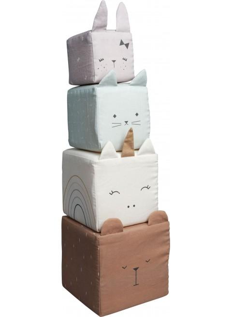 Animals Stapelwürfel von Fabelab kaufen - Kleine Fabriek