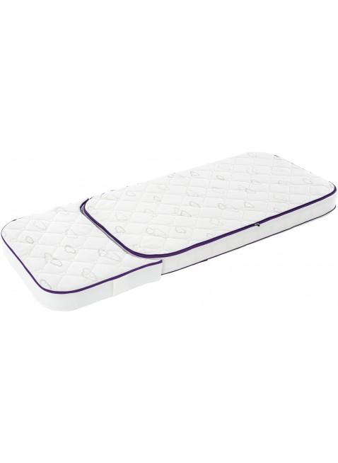 Träumeland Matratze Polarstern für Oliver Furniture Wood Mini+ Babybett / Umbaubett (2-teilig)