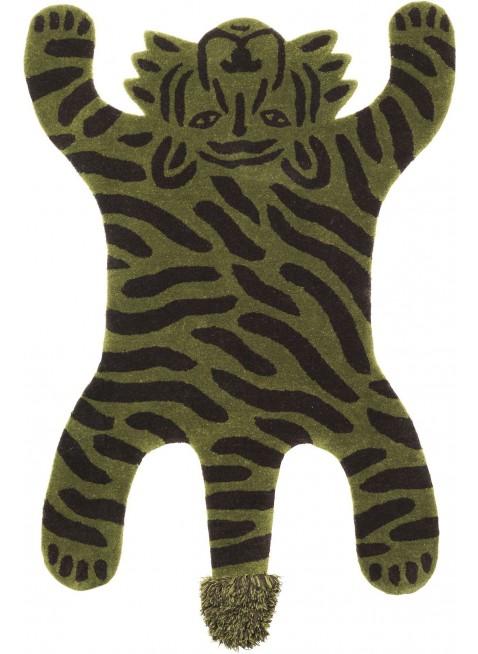 Ferm Living Safari Teppich Tiger - Kleine Fabriek
