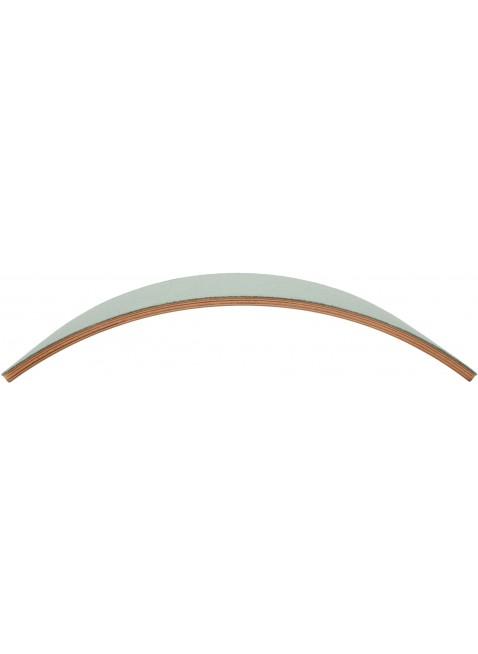 Wobbel Starter Balance-Board Filz Natur/Forest - Kleine Fabriek