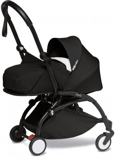 Babyzen Yoyo 2 0+ Buggy-Set in Schwarz - Schwarz kaufen - Kleine Fabriek