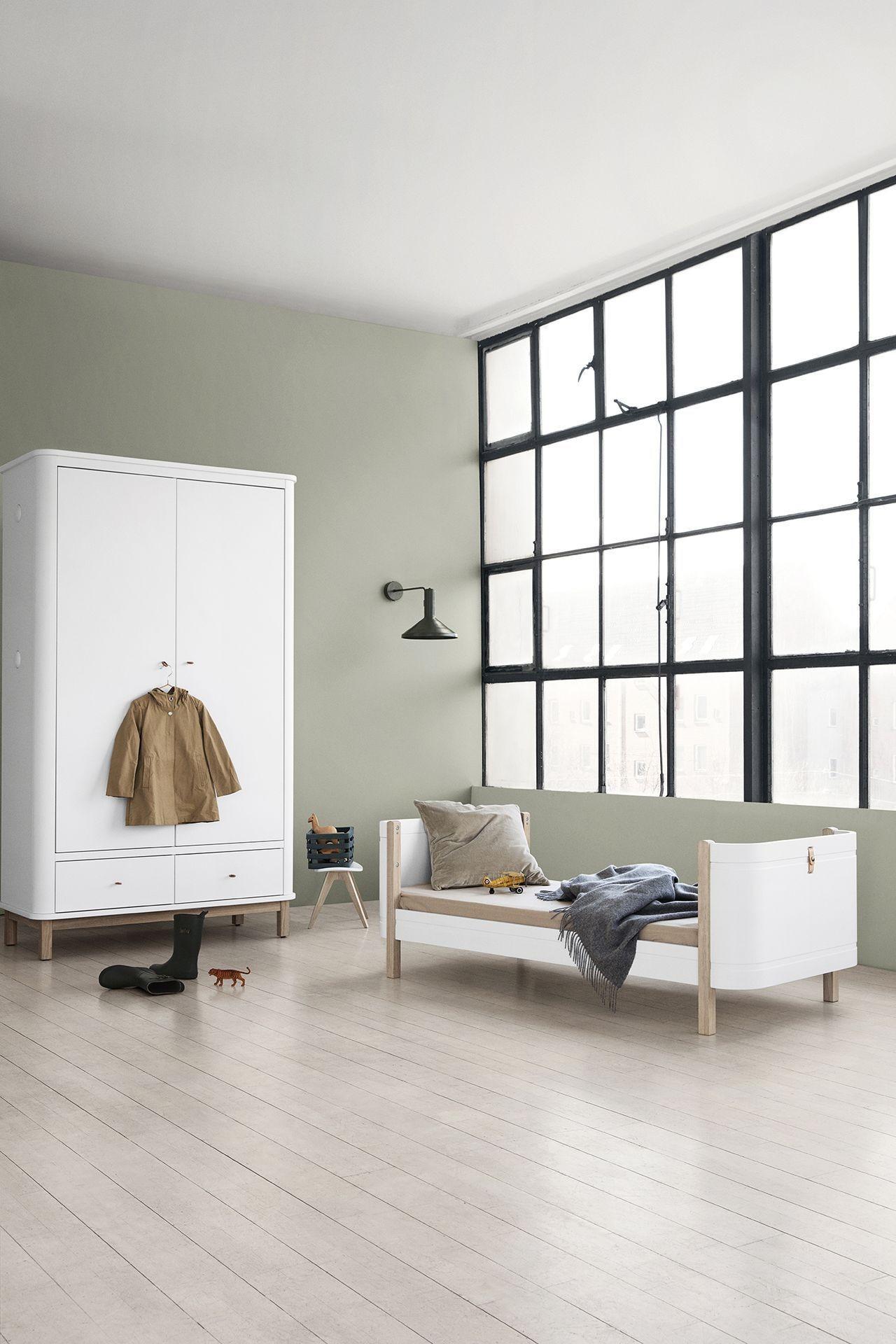 oliver furniture umbauset wood mini halbhohes hochbett zum mini juniorbett kleine fabriek - Oliver Furniture Hochbett