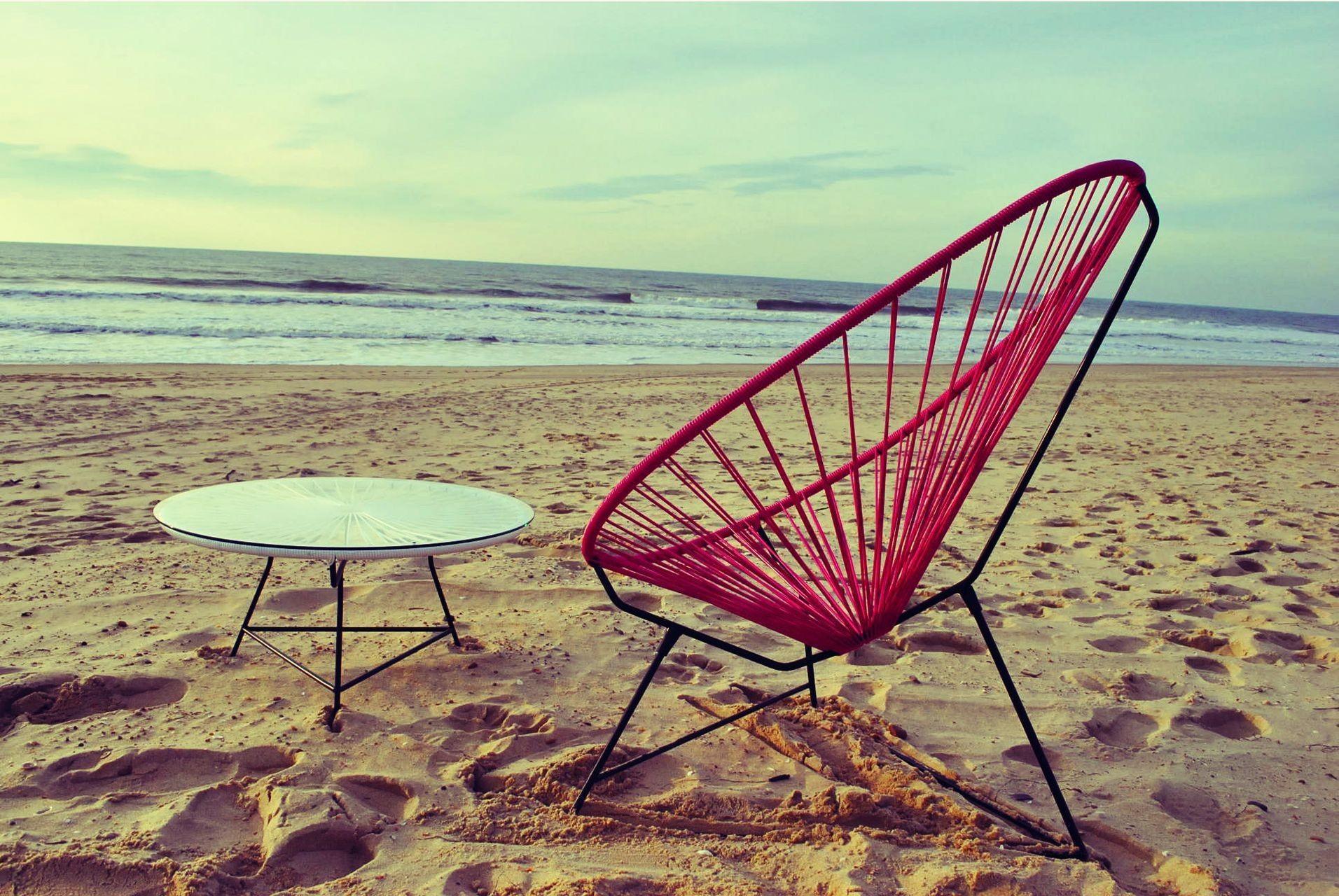 acapulco chair boqa design sessel kleine fabriek. Black Bedroom Furniture Sets. Home Design Ideas