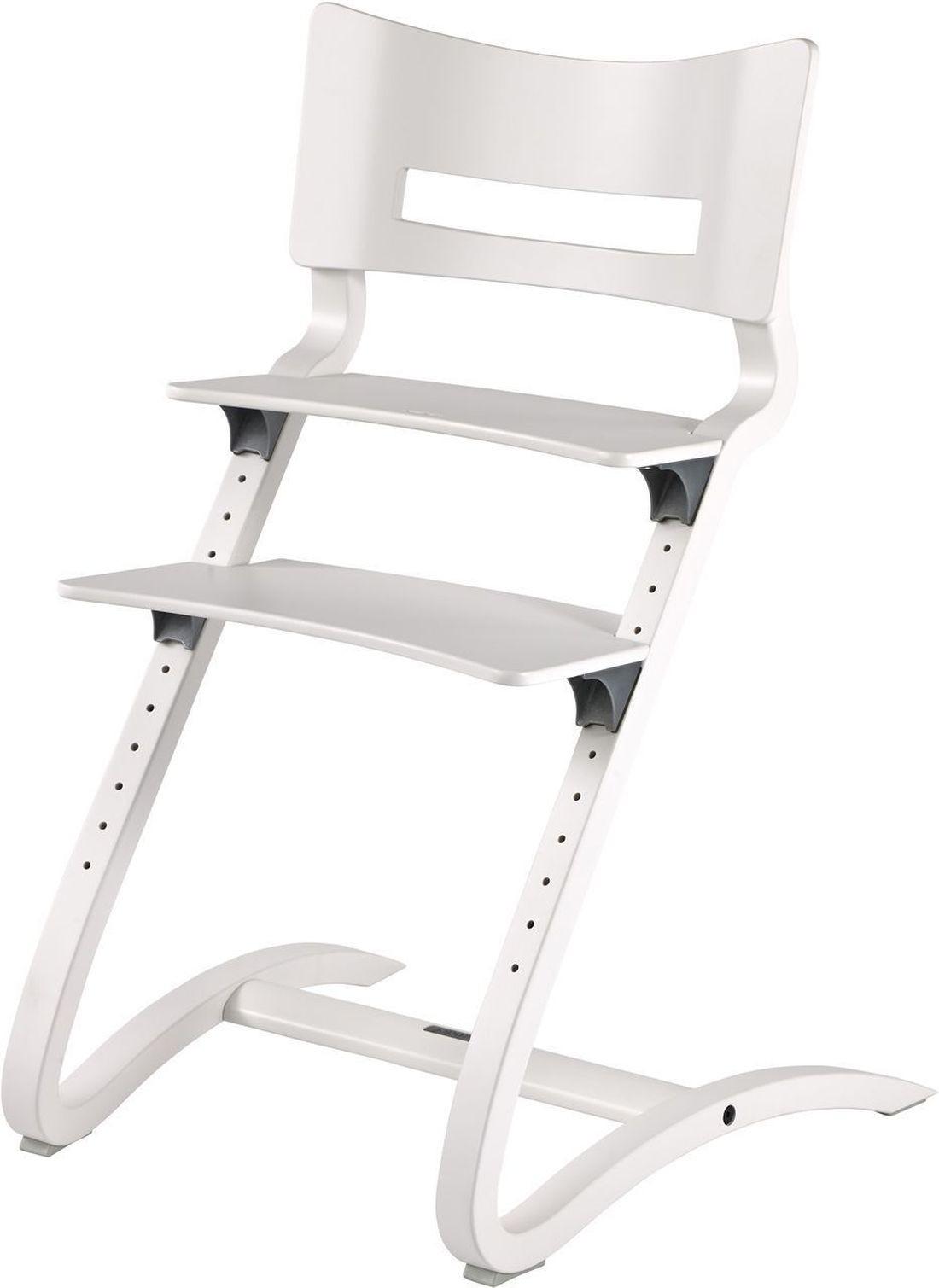 leander hochstuhl wei leander hochstuhl hochst hle essen stillen baby kids. Black Bedroom Furniture Sets. Home Design Ideas