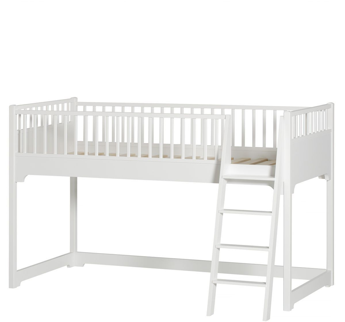 Seaside Halbhohes Hochbett Oliver Furniture Kleine Fabriek
