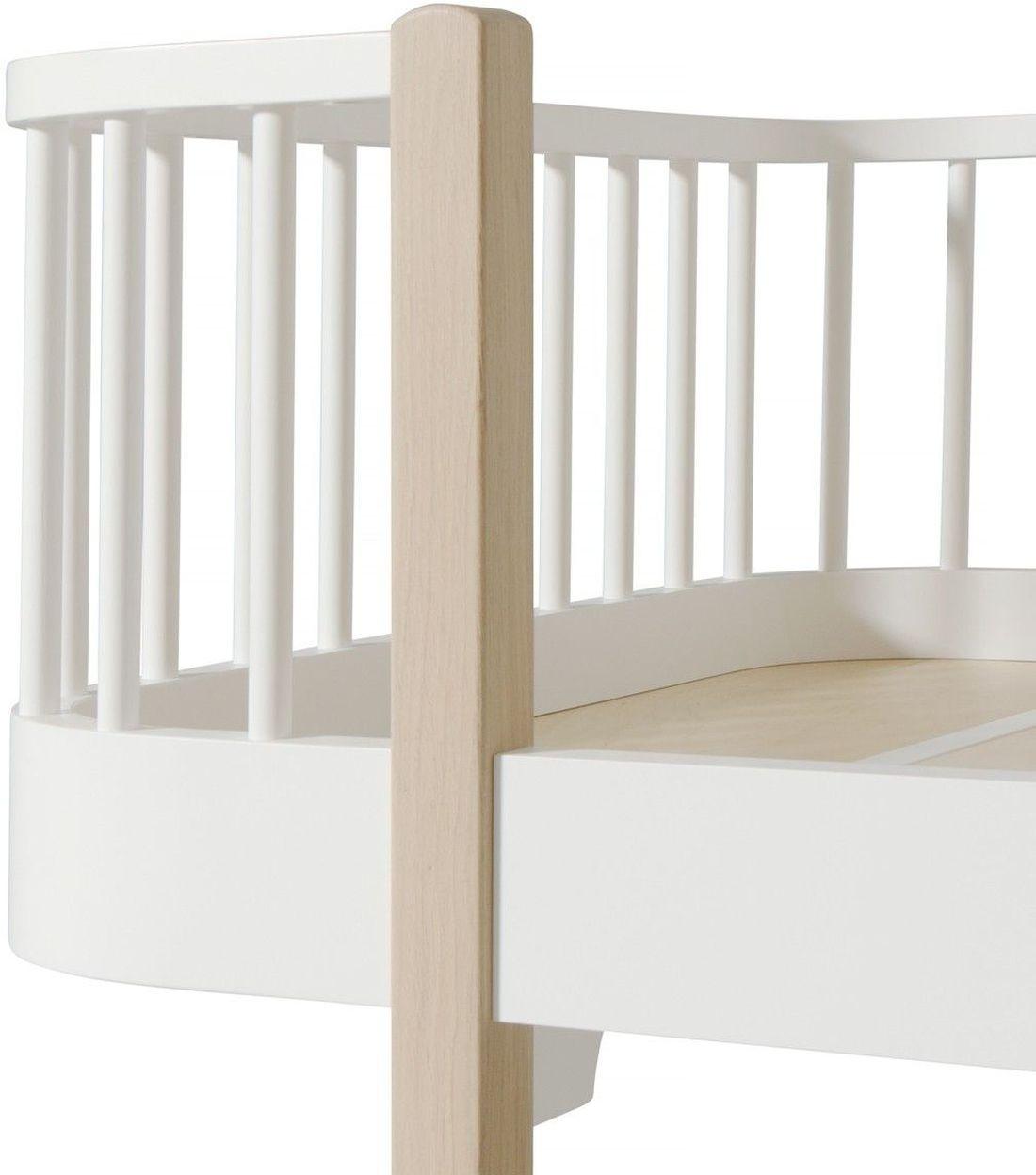Bettsofa tagesbett wood 90x200 cm oliver furniture for Bettsofa 200 cm
