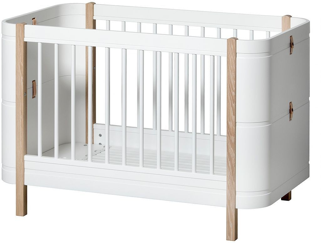 Oliver Furniture Etagenbett : Babybett umbaubett wood mini oliver furniture kleine fabriek