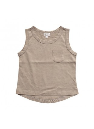 The Simple Folk Baby-Shirt Mountain Tank Mushroom