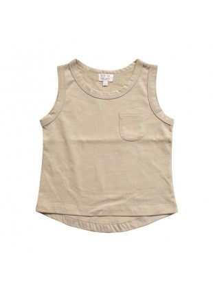 The Simple Folk Baby-Shirt Mountain Tank Sand