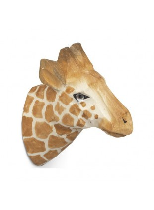 Ferm Living Wandhaken Giraffe