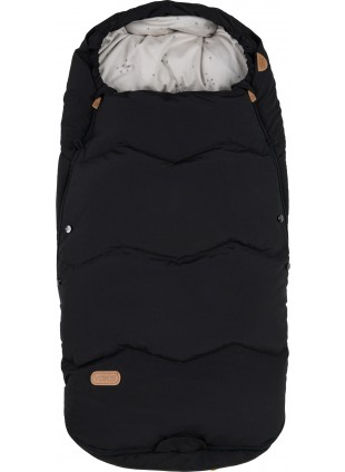 Voksi Explorer Kinderwagen-Fußsack Black Star