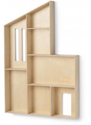 Ferm Living Kinderzimmer-Regal Funkis House - Kleine Fabriek
