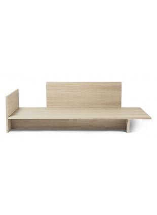 Ferm Living Bettsofa / Tagesbett Kona 90x200 cm Eiche - Kleine Fabriek