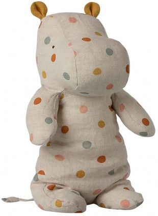 Maileg Safari Friends Hippo Medium Multi Dot kaufen - Kleine Fabriek