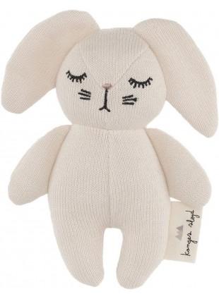 Konges Sløjd Mini Hase Babyspielzeug Off-White