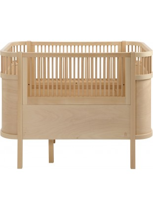 Sebra Babybett / Umbaubett Wooden Edition