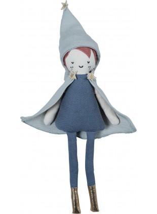 Fabelab Kuscheltier Puppe Zauberer