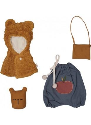 Fabelab Puppenkleider-Set Bär kaufen - Kleine Fabriek