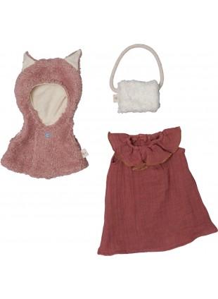 Fabelab Puppenkleider-Set Fuchs kaufen - Kleine Fabriek