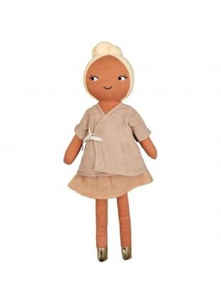 Fabelab Kuscheltier Puppe Simran