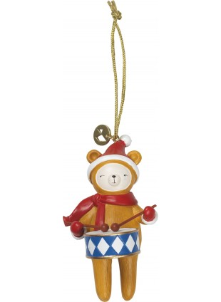 Fabelab Weihnachtsanhänger Baumschmuck Bob