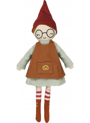 Fabelab Kuscheltier Puppe Elfe Großmutter