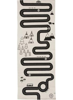 OYOY Teppich Spielteppich Adventure
