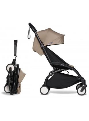 Babyzen Yoyo 2 6+ Buggy Schwarz - Taupe kaufen - Kleine Fabriek