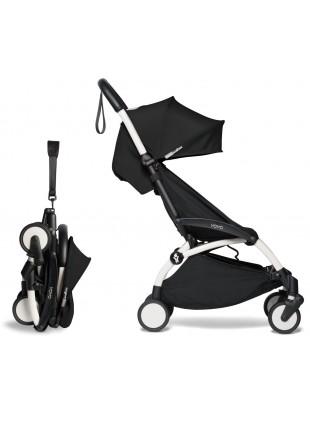 Babyzen Yoyo 2 6+ Buggy Weiß - Schwarz kaufen - Kleine Fabriek
