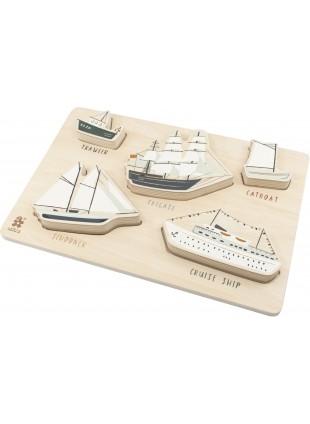 Sebra Steck-Puzzle Seven Seas kaufen - Kleine Fabriek