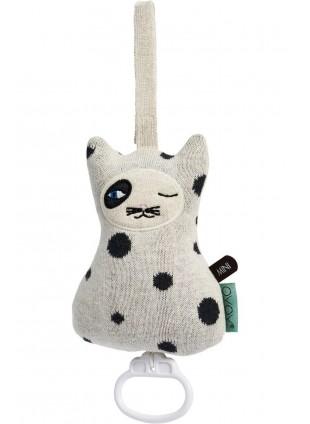 OYOY Spieluhr Katze