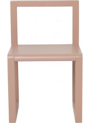 Ferm Living Kinder-Stuhl Little Architect Rosa