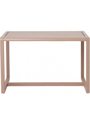 Ferm Living Kinder-Tisch Little Architect Rosa - Kleine Fabriek