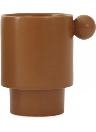 OYOY Porzellan Tasse Inka Caramel kaufen - Kleine Fabriek