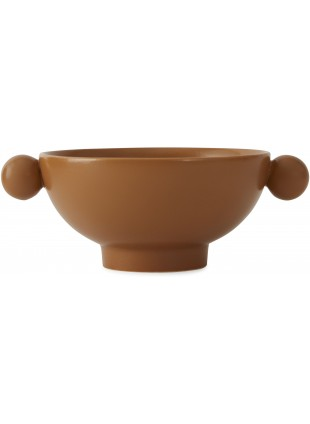 OYOY Porzellan Schüssel Inka Caramel kaufen - Kleine Fabriek