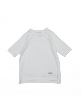 Donsje Baby-Shirt Ellis Off-White