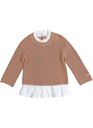 Donsje Pullover Flossy aus Baumwolle kaufen - Kleine Fabriek