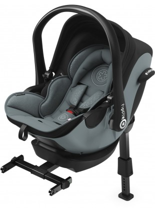 Kiddy Evoluna i-Size Babyschale inkl. Iso-Fix Base 2 - Kleine Fabriek