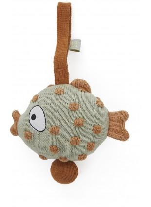 Spieluhr Fisch Elliot von OYOY kaufen - Kleine Fabriek