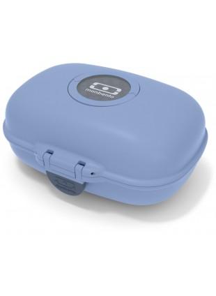 Monbento Kinder Snackbox Frühstücksbox Gram Blue Infinity