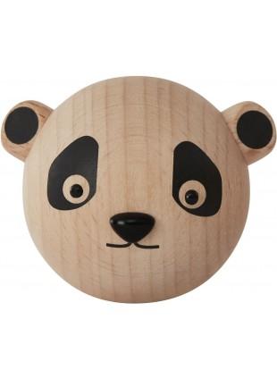OYOY Wandhaken Mini Panda