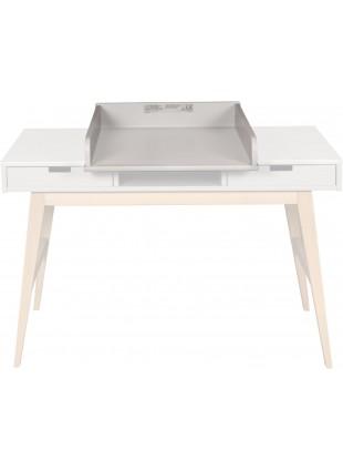 Quax Schreibtisch-Wickelaufsatz Trendy Grau kaufen - Kleine Fabriek
