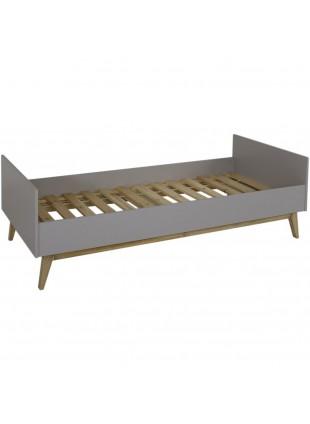Quax Jugendbett Trendy Grau kaufen - Kleine Fabriek