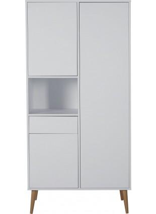 Quax Cocoon Ice White Kleiderschrank kaufen - Kleine Fabriek