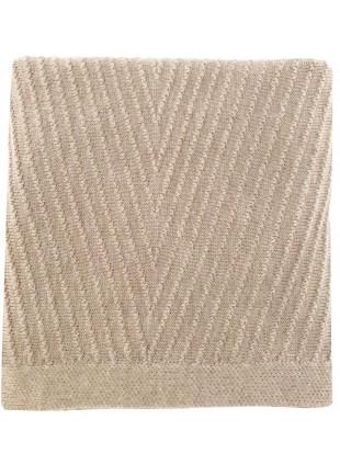 hvid Strick-Babydecke Akira Sand kaufen - Kleine Fabriek