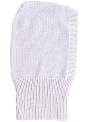 hvid Merino-Schlupfmütze Off-White kaufen - Kleine Fabriek