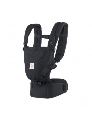 Features Ergobaby Babytrage Adapt 3 Positionen Schwarz