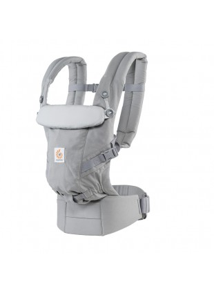 Features Ergobaby Babytrage Adapt 3 Positionen Grau